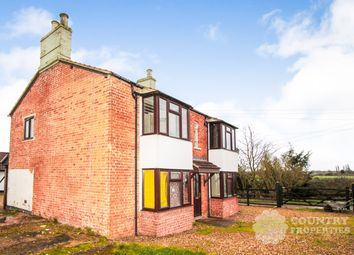 Thumbnail 4 bed detached house to rent in Rushden Road, Sharnbrook, Bedford
