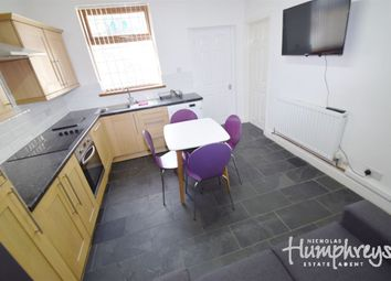 Thumbnail 4 bedroom shared accommodation to rent in Newcastle Street, Silverdale, Newcastle-Under-Lyme
