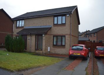 Thumbnail 2 bed semi-detached house for sale in Fruin Drive, Wishaw.