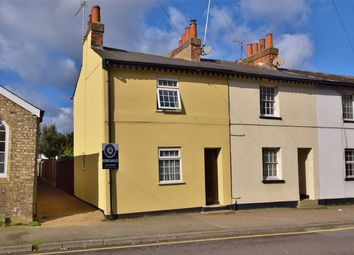 Thumbnail 2 bed end terrace house for sale in Chapel Street, Billericay