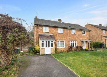 Thumbnail 3 bed semi-detached house for sale in Oakridge, Basingstoke
