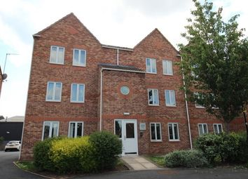 Thumbnail 2 bed flat to rent in Darwin Close, York