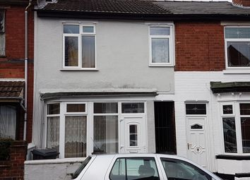 Thumbnail 3 bedroom terraced house to rent in Aston St, Wolverhampton