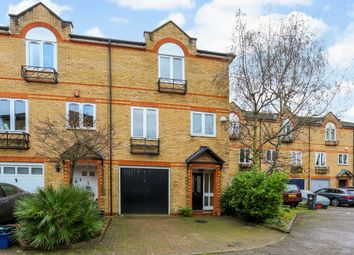 Thumbnail 3 bed terraced house to rent in Meadow Place, Edensor Road, London