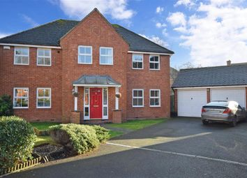 5 bed detached house for sale in Romsey Close, Willesborough, Ashford, Kent TN24