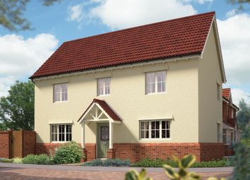 "Thumbnail 4 bed detached house for sale in ""The Montpellier"" at Greenfields Mews, Chester Road, Malpas"