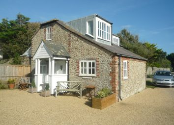 Thumbnail 2 bed cottage to rent in Cakeham Road, West Wittering, Chichester