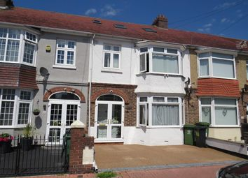 Thumbnail 5 bed terraced house for sale in Oakwood Road, Portsmouth