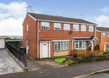 Thumbnail 3 bed property to rent in Broad Oak Drive, Nottingham