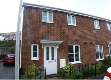 Thumbnail 3 bedroom semi-detached house to rent in Ruston Road, Port Tennant, Swansea