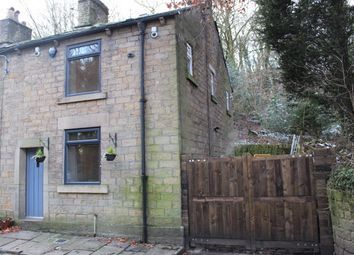 Thumbnail 3 bed end terrace house to rent in Millbrook Cottage, Hollingworth, Hyde