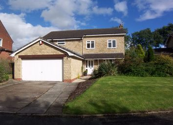 Thumbnail 4 bed detached house to rent in South West Avenue, Bollington, Macclesfield, Cheshire