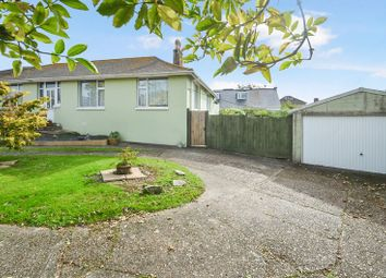 Thumbnail 4 bedroom semi-detached bungalow for sale in Spa Avenue, Weymouth