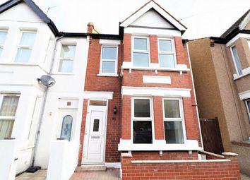Thumbnail 4 bed end terrace house for sale in Herga Road, Wealdstone, Harrow