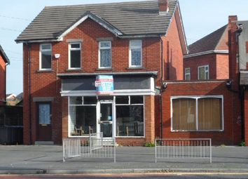 Thumbnail Retail premises to let in Bispham Road, Blackpool