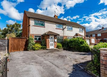 Thumbnail 3 bed semi-detached house for sale in Wimbledon Road, Camberley