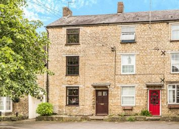 Thumbnail 3 bed terraced house for sale in High Street, Brackley, Northamptonshire