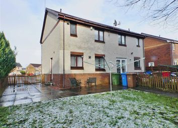 Thumbnail 3 bed semi-detached house for sale in Forties Gardens, Thornliebank, Regent Park, Glasgow