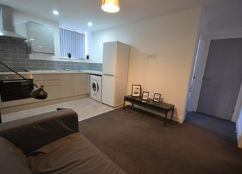 Thumbnail 1 bed flat to rent in Lower Foundry Street, Stoke-On-Trent