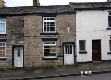 Thumbnail 2 bed terraced house to rent in Stamford Street, Mossley, Ashton-Under-Lyne