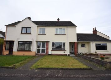 Thumbnail 3 bed semi-detached house for sale in Carnell Crescent, Prestwick, South Ayrshire