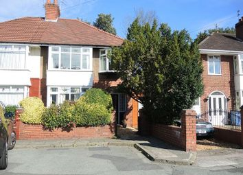 Thumbnail 3 bed semi-detached house for sale in Westerton Road, West Derby, Liverpool