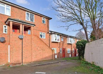Thumbnail 2 bed maisonette for sale in Rochester Road, Gravesend, Kent