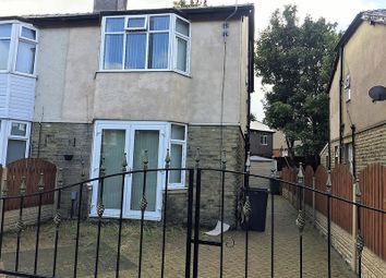 Thumbnail 3 bed terraced house to rent in Fartown Green Road, Fartown, Huddersfield