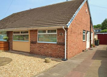 Thumbnail 2 bed semi-detached bungalow for sale in Sefton Drive, Maghull, Liverpool