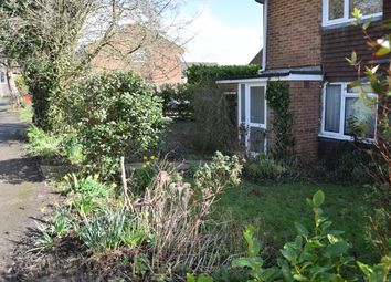 Thumbnail 2 bed flat to rent in Hannams Close, Lytchett Matravers, Poole