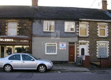 Thumbnail 1 bedroom flat to rent in Commercial Street, Risca, Risca, Newport.