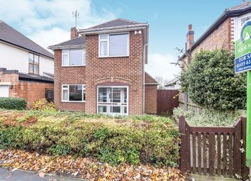 Thumbnail 2 bed detached house for sale in Southfield Road, Hinckley
