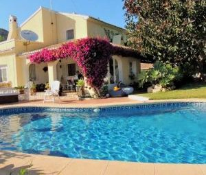Thumbnail 4 bed villa for sale in Montgo Castellans, Jávea, Alicante, Valencia, Spain