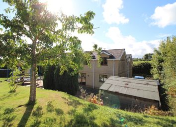 Thumbnail 5 bed detached house for sale in Landimore, Swansea