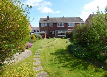 Thumbnail 4 bedroom semi-detached house to rent in Braemar Close, Swindon