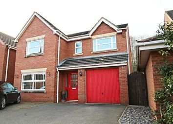 Thumbnail 4 bed detached house for sale in Cinder Rock Way, Kidsgrove, Stoke-On-Trent