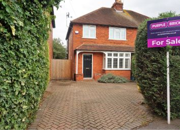 Thumbnail 3 bed semi-detached house for sale in Whitemore Road, Guildford