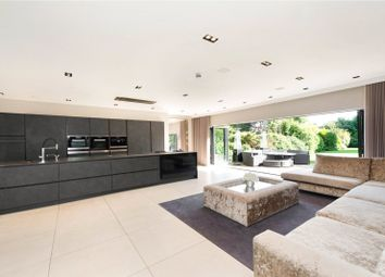 Thumbnail 4 bedroom detached house to rent in Brooks Drive, Hale Barns, Altrincham
