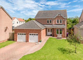 Thumbnail 4 bed detached house for sale in Mallard Drive, Montrose