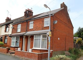 Thumbnail 3 bed end terrace house for sale in Una Road, Parkeston, Harwich