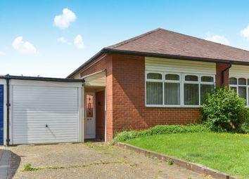 Thumbnail 3 bed semi-detached house for sale in Medale Road, Beanhill, Milton Keynes