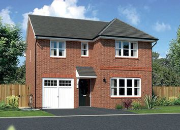"Thumbnail 4 bedroom detached house for sale in ""Dukeswood"" At Ffordd Eldon, Sychdyn"