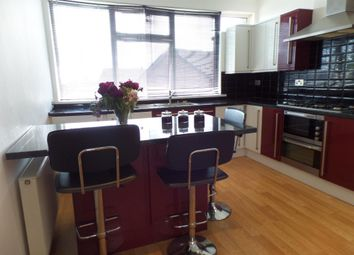 Thumbnail 2 bed flat to rent in Kennerleigh Road, Rhyney Cardiff