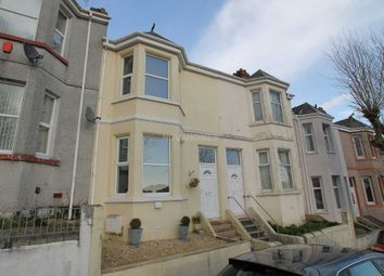 Thumbnail 2 bed terraced house for sale in Carlton Terrace, Plymouth