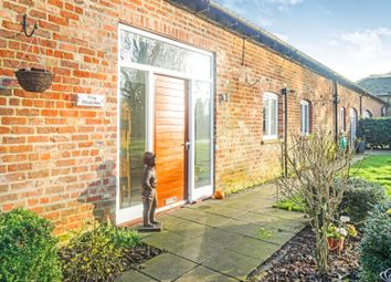 Thumbnail 4 bed barn conversion for sale in High Hunsley, Cottingham