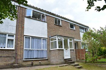 Thumbnail 3 bed terraced house to rent in Seaford Road, Broadfield, Crawley, West Sussex