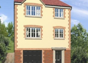 Thumbnail 4 bed detached house for sale in The Stamford, Station Road, South Molton, Devon