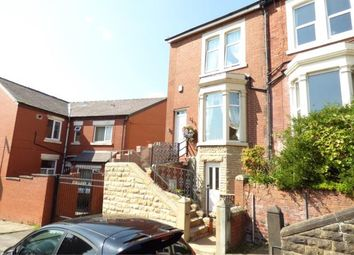 Thumbnail 5 bed semi-detached house for sale in Tulketh Crescent, Ashton-On-Ribble, Preston