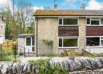 Thumbnail 3 bedroom semi-detached house for sale in Park Road, Bakewell
