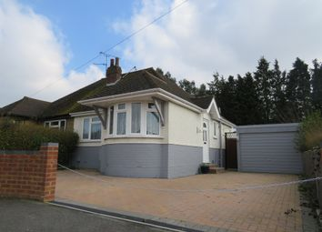 Thumbnail 2 bedroom semi-detached bungalow for sale in Poplars Close, Luton